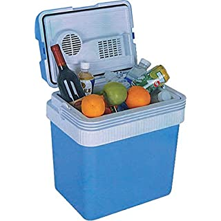 Ardes ar5e26 – Portable Fridge (39 cm, 29 cm, 44 cm, 47 W, 12 V, Electric Blue)