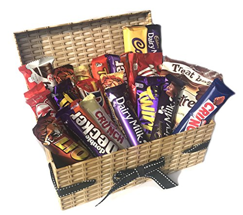 Chocolate Lovers Hamper Gift Box