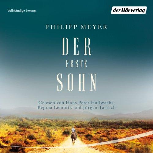 Buchseite und Rezensionen zu 'Der erste Sohn' von Philipp Meyer
