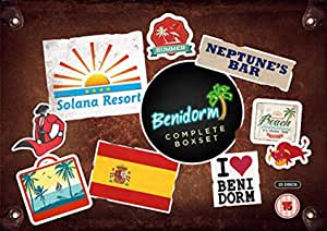 Benidorm Box Set Series 1 - 10 & Specials [Edizione: Regno Unito]