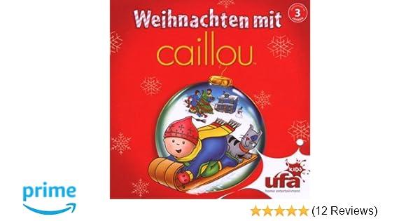 Caillou Weihnachten.Weihnachten Mit Caillou Audio