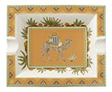 Villeroy & Boch 21cm x 17cm Ascher Samarkand aus Premium Bone Porzellan Farbe: Mandarin