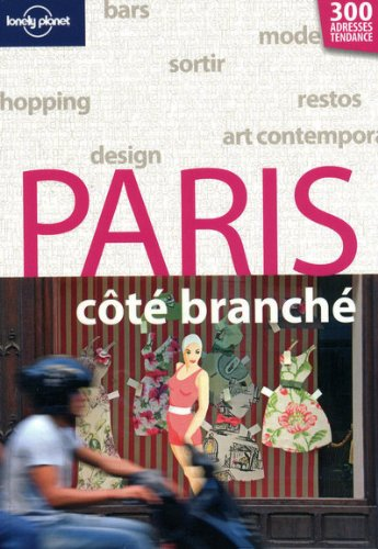 PARIS COTE BRANCHE 1ED