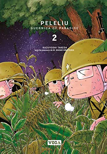 Peleliu - Guernica of Paradise Edition simple Tome 2