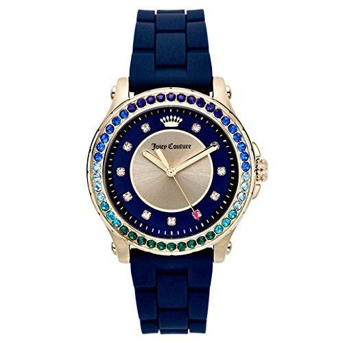Juicy Couture Donna 1901339Display analogico al quarzo blu da Juicy Couture