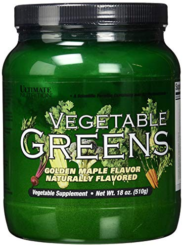 Ultimate Nutrition Vegetable Greens, 1er Pack (1 x 510 g) -