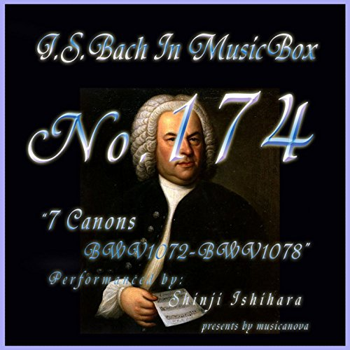 Canon About Seven Voices And Basso Ostinato Bwv1078