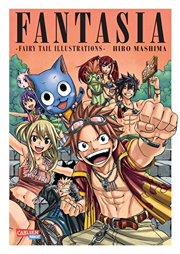 Fantasia - Fairy Tail Illustrations