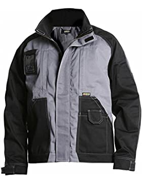 Blakläder 406318609499l–Chaqueta Artisan talla L gris/negro