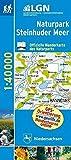 Topographische Sonderkarten Niedersachsen. Sonderblattschnitte auf der Grundlage der amtlichen topographischen Karten, meistens grösseres ... Bl.2, Naturpark Steinhuder Meer -