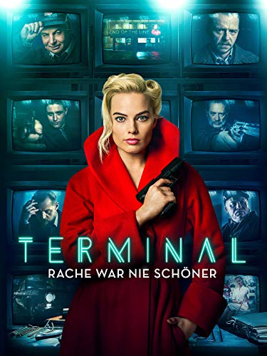 Terminal - Rache war nie schöner [dt./OV] Deutsch Terminal