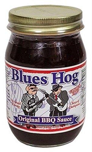 Blues Hog Original Barbecue Sauce (540 g) Blue-sauce