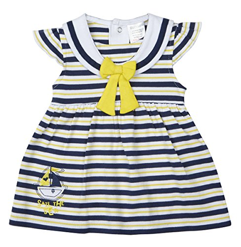 Preemie Girls Nautical Dress 5-8 lbs
