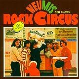 Der Clown von Neumis Rock Circus