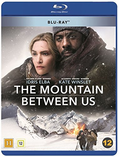 The Mountain Between Us (Blu-ray Region FREE) Idris Elba Kate Winslet