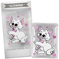 Taschenwärmer Katze Sweetheart - Wichtelgeschenk - Handwärmer - Taschenheizkissen preisvergleich bei billige-tabletten.eu