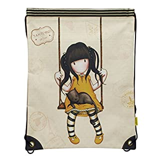 Bolsa mochila Gorjuss – Ruby Yellow