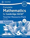 Complete Mathematics for  Cambridge IGCSE® Teacher Resource Pack & CD (Extended) (Cie Igcse Complete)