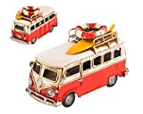 Ace Select Toy Camper Van 6.3 Retro Metal Classic Vw T1 Beach Bus