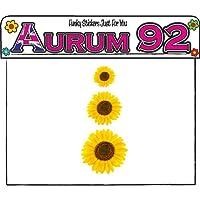 Aurum92 19 Sunflower Stickers
