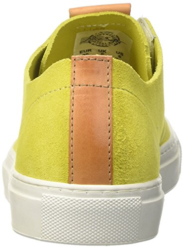 Bressan Amalfi, Sneakers basses femme Jaune