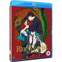 """Blue Exorcist (Season 2) Kyoto Saga Volume 1 Blu-ray"