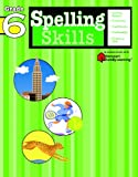 Spelling Skills: Grade 6 (Flash Kids Harcourt Family Learning)