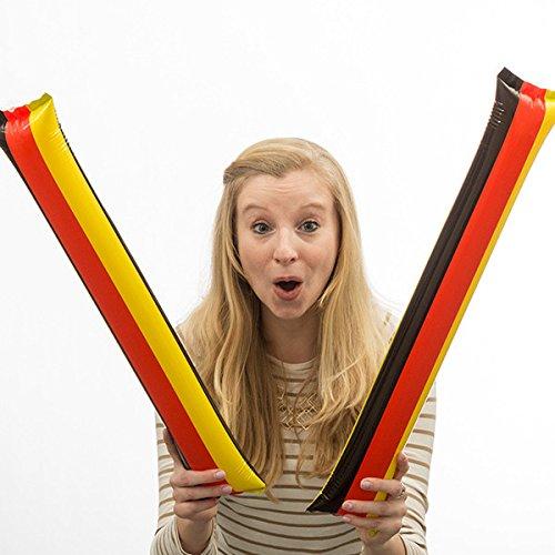 Aplaudidores Bandera de Alemania