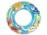 Schwimmring Meerestiere Wasserspielring 45-60 cm Schwimmreifen Ocean Schwimmhilfe von Alsino, Variante wählen:P007/046 Ocean 60 cm