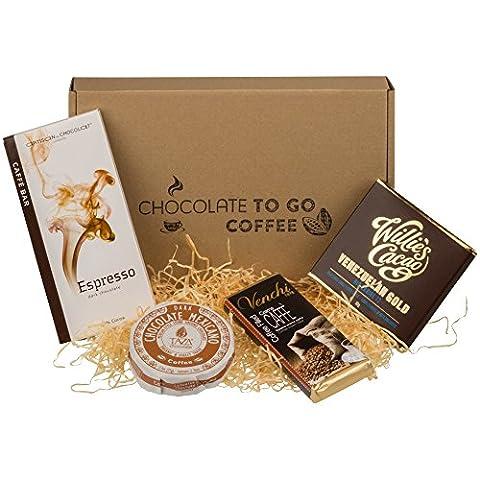 Boîte « Chocolate To Go Coffee » - assortiment de