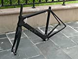905 # Toray Carbon, Full Carbon UD matt Road Bike BSA Rahmen 54 cm Gabel Headset