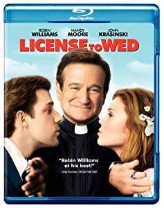 License to Wed [Blu-ray] [2007] [US Import]