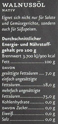 Ölmühle Solling Bio Walnussöl nativ 250ml - 2