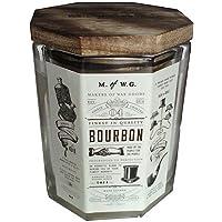 Makers of Wax Goods Rich & Bold #4 Bourbon Wood-Wick 11.4 Oz. Candle In Glass by Makers of Wax Goods preisvergleich bei billige-tabletten.eu