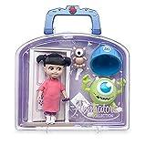 Ufficiali Disney Monsters Inc Animators Collezione Boo Mini Doll Playset