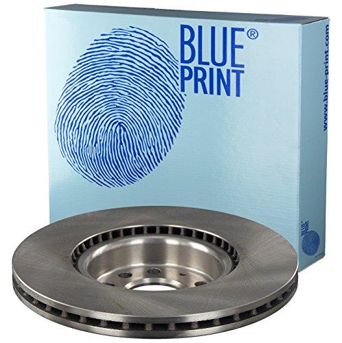 Preisvergleich Produktbild Blue Print ADM543100 Bremsscheibe (vorne, 1 Bremsscheibe)