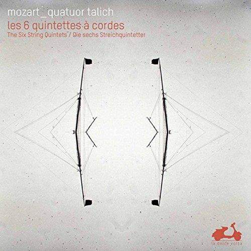 Mozart : Les 6 quintettes à cordes