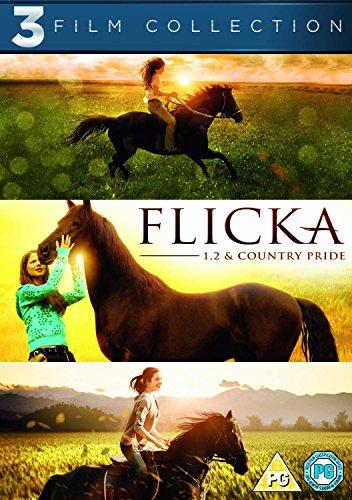 Flicka / Flicka 2 / Flicka: Country Pride (3 Dvd) [Edizione: Regno Unito] [Edizione: Regno Unito]