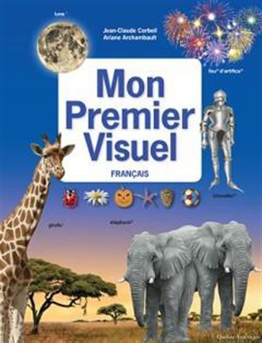 Lis Mon Premier Visuel Francais Pdf Heudrheudhar
