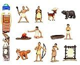 Safari - Tubo les indiens Powhatan