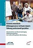 Visionen entwickeln - Bildungsprozesse wirksam steuern - Führung professionell gestalten: Dokumentation zum Masterstudiengang Bildungsmanagement der Landesstiftung Ba-Wü
