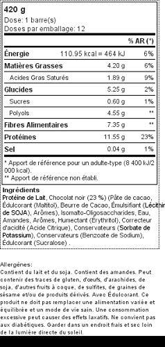 Zoom IMG-1 prozis zero snack 35 g