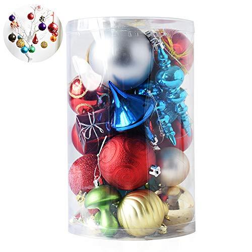 Hemore Weihnachtskugel Spree Weihnachtsbaum Dekorative Elemente Fügen Sie Weihnachten eine Festliche Atmosphäre hinzu