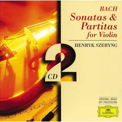 J.S. Bach: Partita For Violin Solo No.1 In B Minor, BWV 1002 - 5. Sarabande