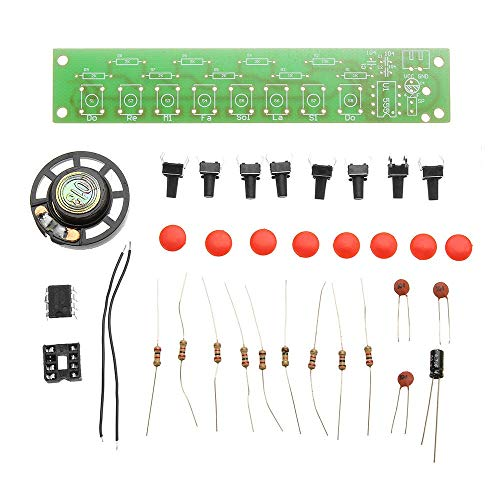 Be82aene E-Piano-Orgel-Modul-Kit DIY NE555-Kit for elektronische Bauteile