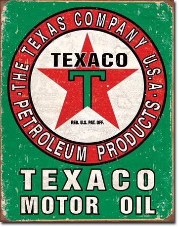 texaco-oil-weathered-blechschild-flach-neu-31x40cm-s3384