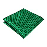shlax&wing - Corbata - para hombre Verde verde botella Talla única