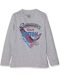 387344b62 losan Camiseta de Manga Larga para Niños