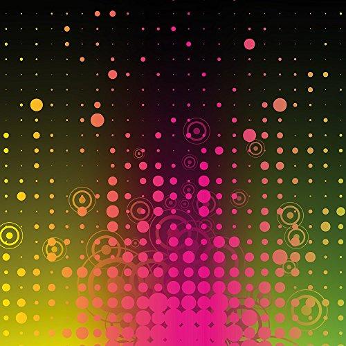 Apple iPhone 4s Case Skin Sticker aus Vinyl-Folie Aufkleber Pink kreise Punkte DesignSkins® glänzend