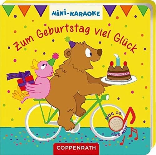 Mini-Karaoke: Zum Geburtstag viel Glück